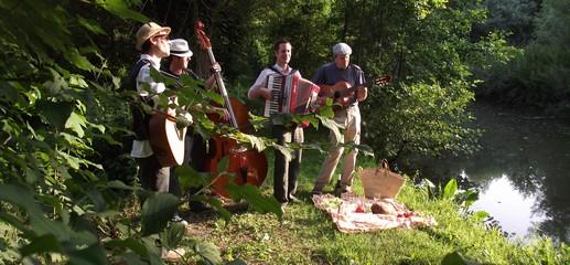 Jamlik photo panoramique chanson française