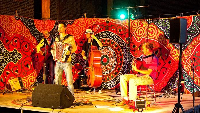 festival itinérances Concert jamlik